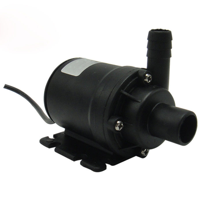 5.5M 1000L/H 12v Submersible Water Pump , Small Submersible Water Pump 5.5 Meter Head
